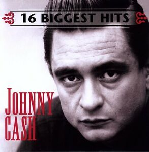 Johnny Cash - 16 Biggest Hits - Morrow Audio Records