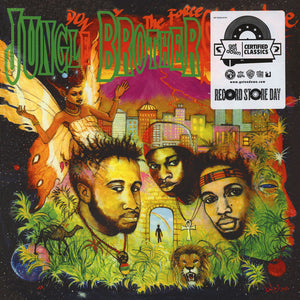 Jungle Brothers - Done By the Forces of Nature - Morrow Audio Records