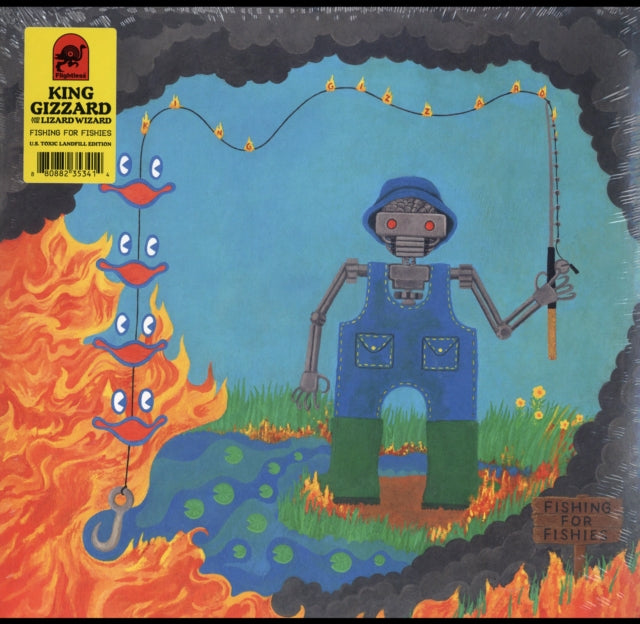 King Gizzard and the Lizard Wizard - Fishing For Fishies - Morrow Audio Records