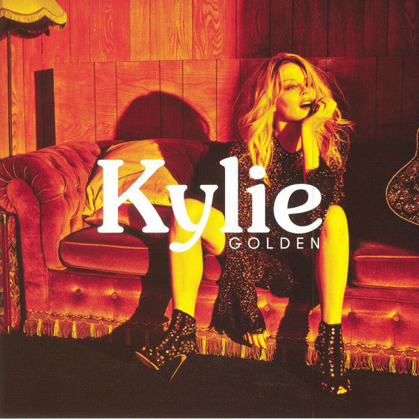 Kylie Minogue - Golden - Morrow Audio Records
