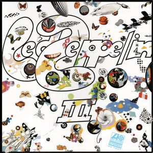 Led Zeppelin - Led Zeppelin III - Morrow Audio Records