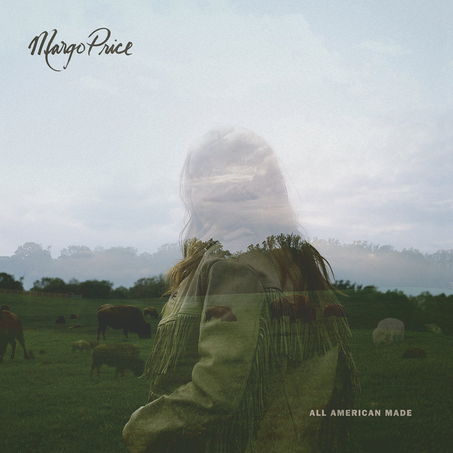 Margo Price - All American Mad - Morrow Audio Records