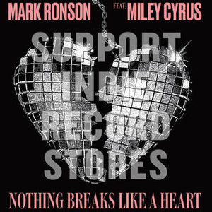 Mark Ronson ft. Miley Cyrus - Nothing Breaks Like A Heart - Morrow Audio Records