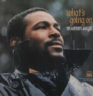 Marvin Gaye - What's Going On - Morrow Audio Records