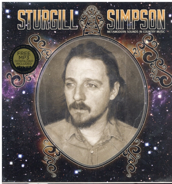 Sturgill Simpson - Metamodern Sounds In Country Music - Morrow Audio Records