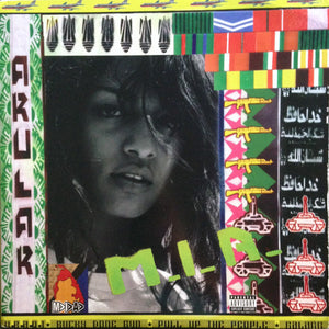 M.I.A. - Arular - Morrow Audio Records