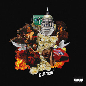 Migos - Culture - Morrow Audio Records