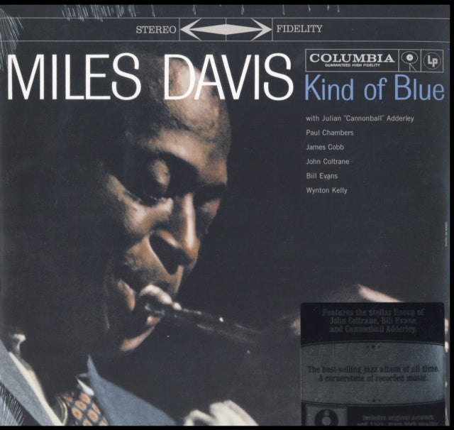 Miles Davis - Kind Of Blue - Morrow Audio Records