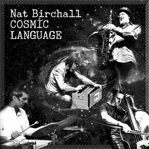 Nat Birchall - Cosmic Language - Morrow Audio Records