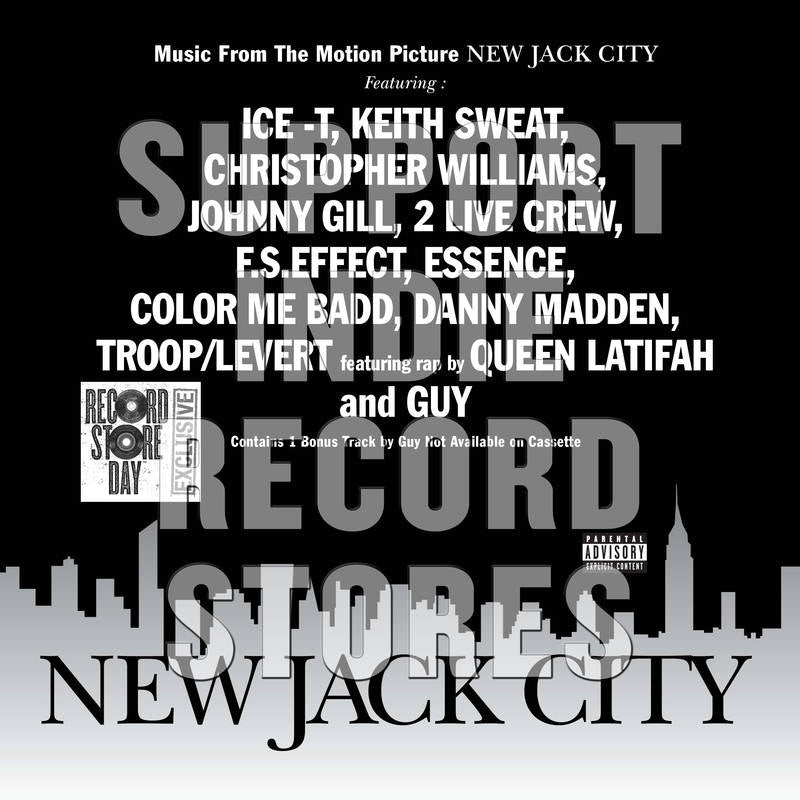 Various Artists - New Jack City OST - Morrow Audio Records