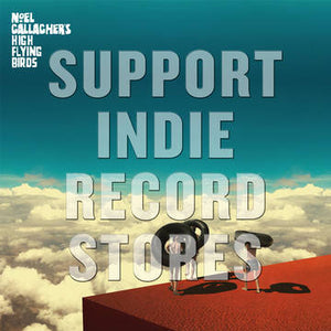 Noel Gallagher's High Flying Birds - Wait and Return EP - Morrow Audio Records
