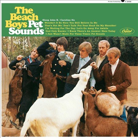 Beach Boy, The - Pet Sounds (Mono) - Morrow Audio Records