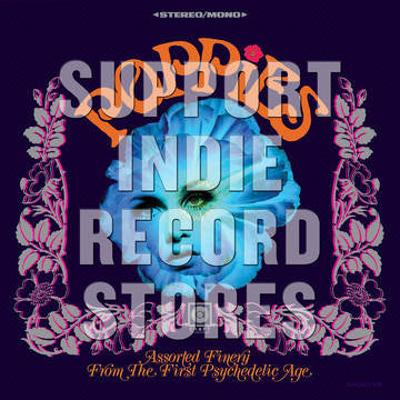 Various Artists - Poppies: Assorted Finery from the First Psychedelic Age - Morrow Audio Records