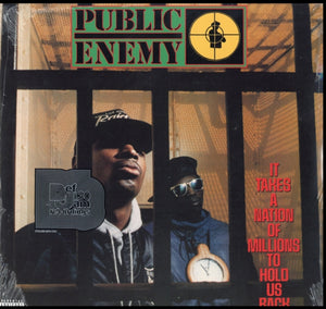 Public Enemy - It Takes A Nation of Millions - Morrow Audio Records