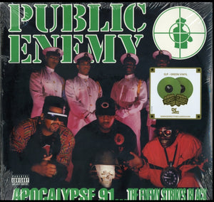 Public Enemy - Apocalypse 91…The Enemy Strikes Back - Morrow Audio Records