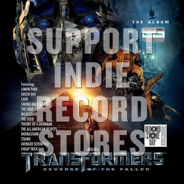 Various Artists - Transformers: Revenge of the Fallen - Morrow Audio Records