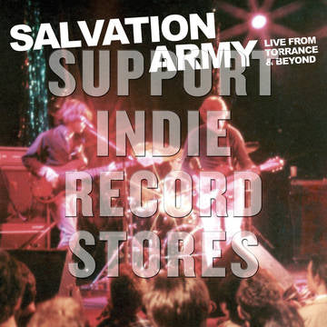 Salvation Army, The - Live from Torrance & Beyond - Morrow Audio Records