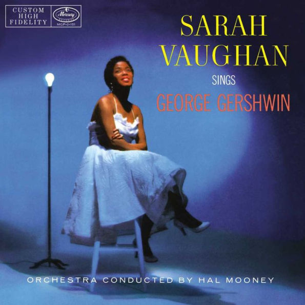 Sarah Vaughan - Sings George Gershwin - Morrow Audio Records