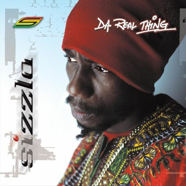Sizzla - Da Real Thing - Morrow Audio Records