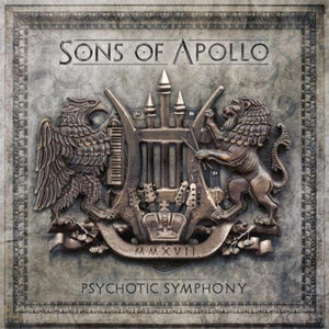 Sons of Apollo - Psychotic Symphony - Morrow Audio Records