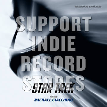 Michael Giacchino - Star Trek OST - Morrow Audio Records