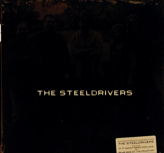 Steeldrivers, The - The Steeldrivers - Morrow Audio Records