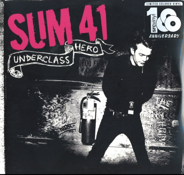 Sum 41 - Underclass Hero (10th Aniv. Colored) - Morrow Audio Records