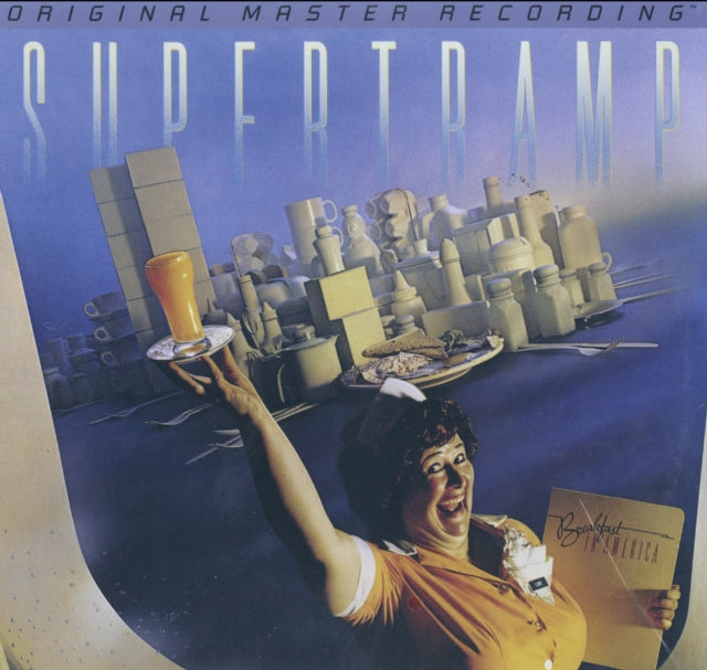 Supertramp - Breakfast in America - Morrow Audio Records