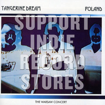 Tangerine Dream - Poland - Morrow Audio Records