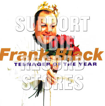 Frank Black - Teenager of the Year - Morrow Audio Records