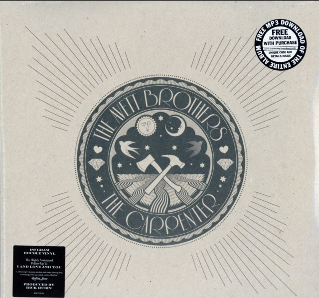 Avett Brothers, The - The Carpenter - Morrow Audio Records