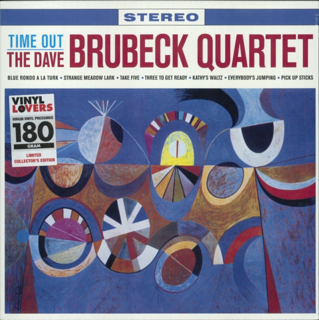 Dave Brubeck - Time Out (180Gram) - Morrow Audio Records