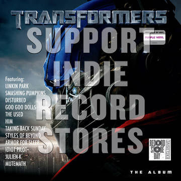 Various Artists - Transformers: The Album - Morrow Audio Records