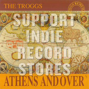 Troggs, The - Athens Andover - Morrow Audio Records