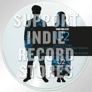 U2- Lights of Home (Picture Disc) - Morrow Audio Records