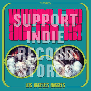 Various Artists - Where the Action Is: Los Angeles Nuggets - Morrow Audio Records