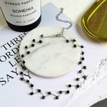 Bewitched Beaded Choker