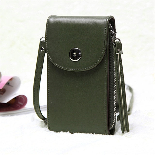 Mini Cell Phone Crossbody Bag
