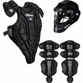 Equipo Catcher Wilson Mlb Baseball Adulto