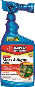 Bayer Advanced 2-in-1 Moss & Algae Killer