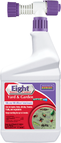 Bonide Eight Insect Control Yard & Garden