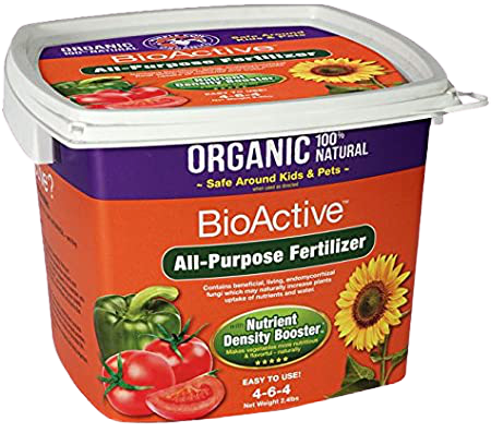 Purple Cow Organics BioActive All-Purpose Fertilizer