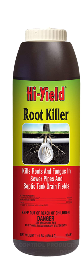 Hi-Yield Root Killer