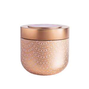 Capri Blue Pink Grapefruit & Prosecco Gilded Muse Tin Candle