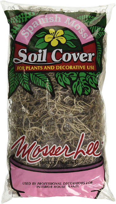 Mosser Lee Soil Cover Spanish Moss
