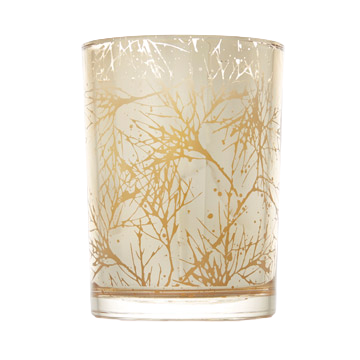 Thymes' Forest Cedar Luminary Candle