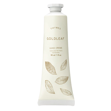 Thymes Goldleaf Petite Hand Cream