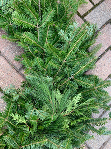 Mixed Evergreen Wreaths