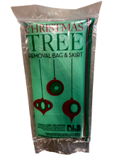 Load image into Gallery viewer, Christmas Tree Removal Bag & Skirt
