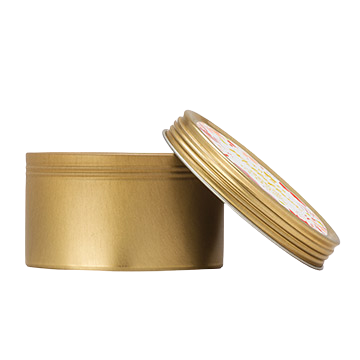 Thymes Millefleur Travel Tin Candle